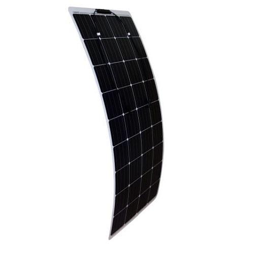 180w Semi Flexible Solar Panel Solarfam Solmax New Energy